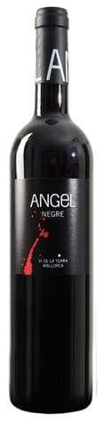vino tinto angel negre